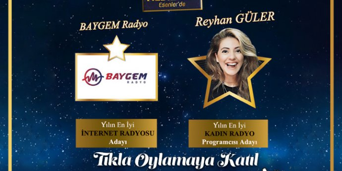 BAYGEM RADYO YARIŞMADA